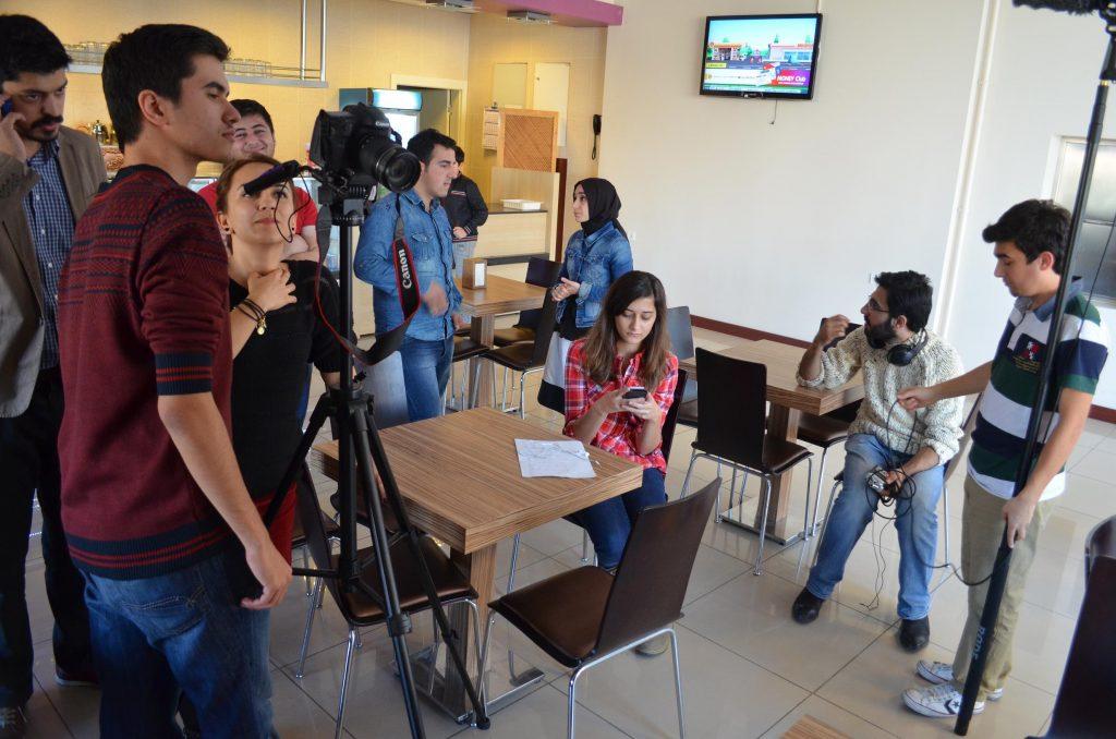 Sinema-TV Öğrencileri   Malatya'da Buluşacak!