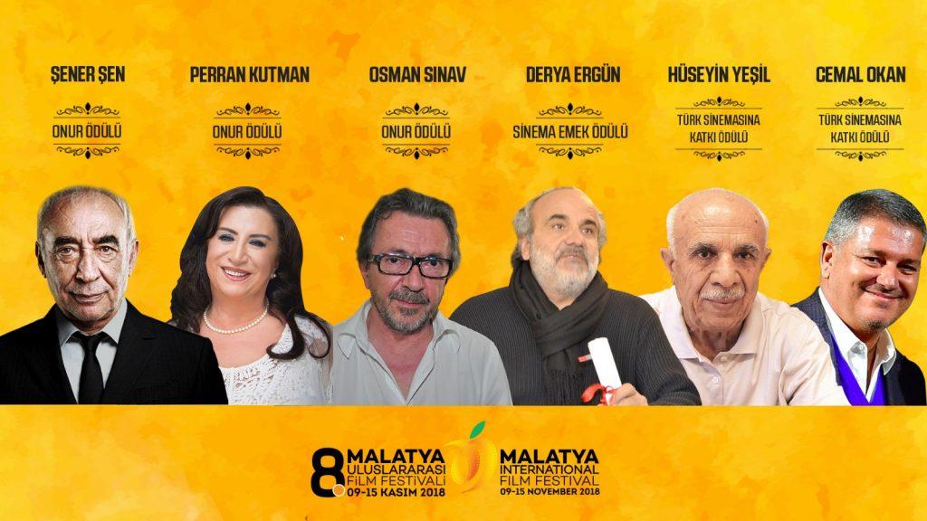 Malatya'nın Onur Ödülleri Açıklandı
