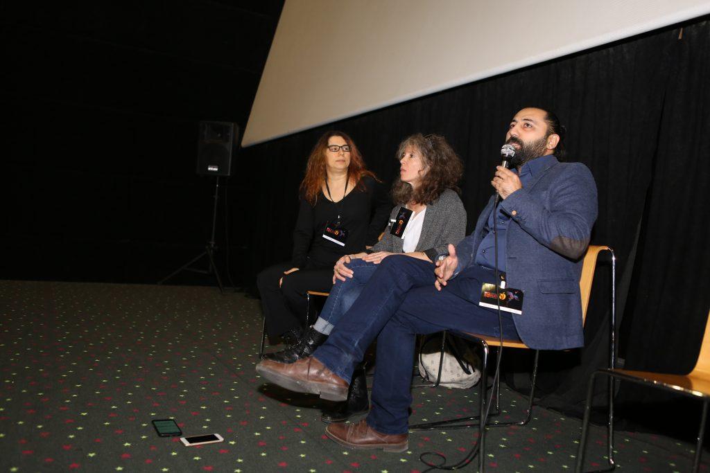Filistin' de Sinemayla Hayat Mücadelesi