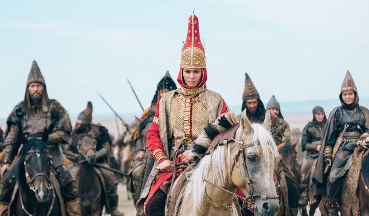 İlk Türk Kadın Hükümdarı 'Tomris'ten İlk Fragman!
