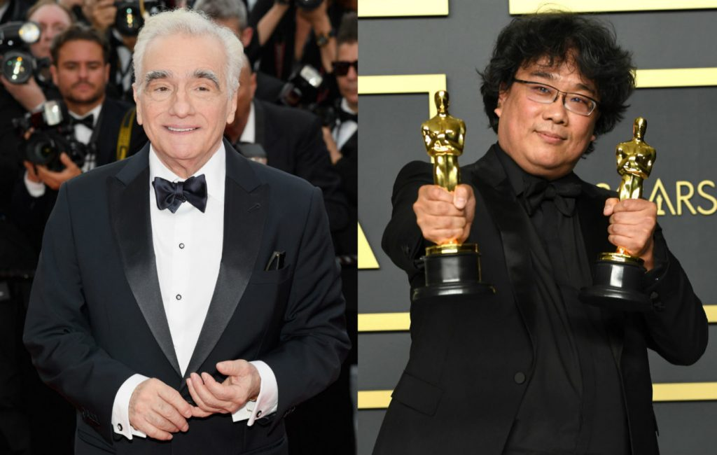 Scorsese'den Bong Joon Ho'ya: 'İyi İş Çıkardın!'