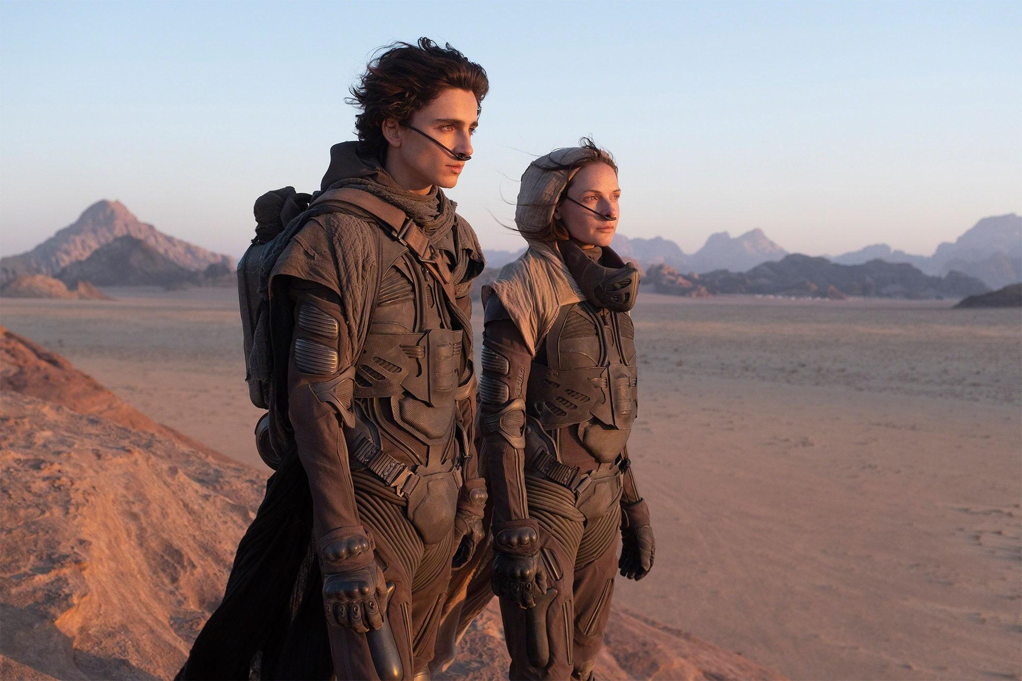 Dune'dan İlk Fragman! - FilmArası Dergisi