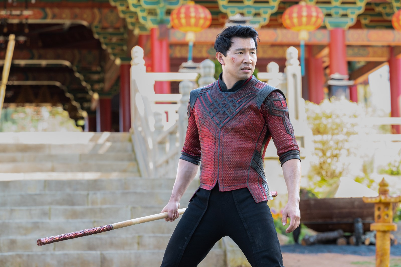Shang-Chi ve On Yüzük Efsanesi